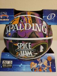 Spalding Space Jam 2 A New Legacy Tune Squad Basketball NIP 29.5quot; Full Size $45.00