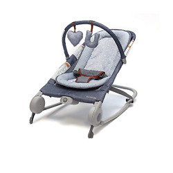 Summer Infant 2 In 1 Baby Bouncer Baby Rocker Duo Heather Gray With Soothing $78.99