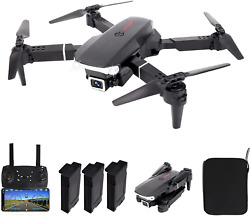 T27 Drone With Camera For Adults 720P Wifi Fpv Drone For Kids Beginner Foldabl $65.99