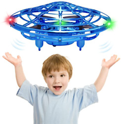 Cpsyub Hand Operated Drones For Kids Adults Flying Ner Kids Mini Drone Toys Fo $18.99