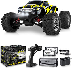 1:16 Scale Large Rc Cars 36 Kmh Speed Boys Remote Control Car 4X4 Off Road Mo $124.99