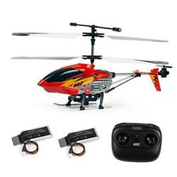 U12 Remote Control Helicopter with Altitude Hold Mini RC Helicopter for Red $48.73