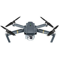 DJI Mavic Pro Quadcopter Drone with 4K Gimbal Stabilized 12MP Camera $999.95