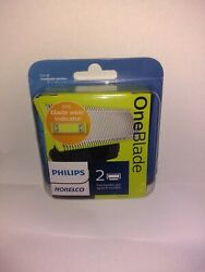 Philips Norelco OneBlade Replacement blade 2 Pack QP220 80 New $19.00