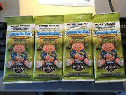 💥 2020 GPK Topps Garbage Pail Kids 35th Anniversary 4 Sealed Fat Pack 88 CARDS $37.99