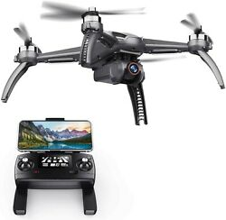 SANROCK B5W GPS Drones with 4K UHD Camera for Adults Kids Beginners Quadcopter $190.00