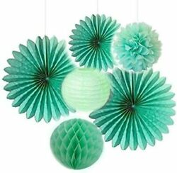 Since mint series mint green paper lanterns pack of 6 $10.99