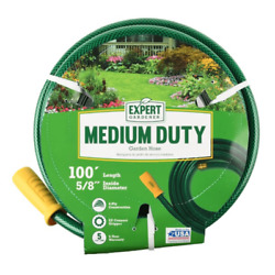 Heavy Duty Commercial Industrial Garden Water Hose All Weather 5 8quot; x 100 Feet