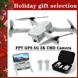 Holy Stone HS175D Drone with 4K FHD Camera RC Quadrocopter GPS BrushlessCase $169.59