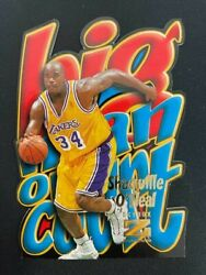 SHAQUILLE O#x27;NEAL 1996 97 SKYBOX Z FORCE BIG MEN ON COURT #8 LA LAKERS *3843 $219.99