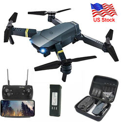 FPV Wifi Drone RC Quadcopter HD Camera Aircraft Foldable Wifi 4K Selfie Toy $44.99