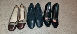Lot of Womens dress shoes size 6.5 $9.50