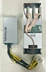 AntMiner S9 13.5T BITMAIN Power Supply Tested Working FAST FREE SHIPPING $575.00