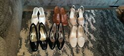 Womens Dress Shoes Size 7Lot of 6 pairs $16.00
