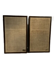 Rare Early 1970's Vintage AR 7 Bookshelf Speakers in Great Condition Classic $317.00