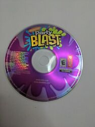 Nickelodeon Party Blast PC 2002 Disc Only $3.99
