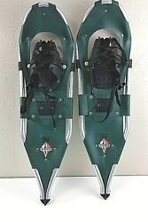 Redfeather Eagle Snowshoes 30#x27;#x27; Snow Hiking Green $69.99