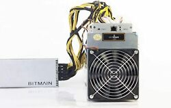 Bitmain Antminer L3 ASIC Scrypt Miner INCLUDES Antminer PSU USA $1500.00