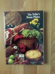 1992 CLEVELAND Indians quot;The Tribe#x27;s Home Platesquot; Cook Book amp; Family Photo Album $3.50