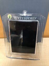 Waterford Crystal Metropolitan Picture Frame 5quot; x 7quot; $35.00