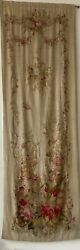 French antique tapestry 18 century wall hanging11feet by 3.6 perfect condition . $12000.00