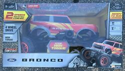 Extreme Ford Bronco Rock Climber RC with 7.2 V Battery 4WD High Torque $299.99