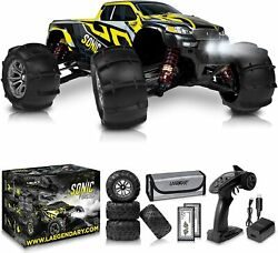 1:16 Brushless Large RC Cars 60 kmh Speed Remote Control 4x4 Off Road Monster $269.99