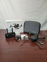 Snaptain SP7100 Quadcopter Brushless Motor Foldable GPS Drone With User Manual $129.99