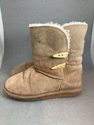 Bear paw boots woman#x27;s size 9 $27.89