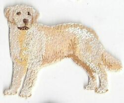 3quot; Golden Retriever Dog Breed Embroidery Patch $2.99