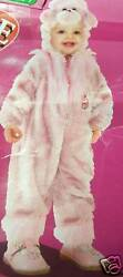 full Pink POODLE Costume sz 12 18 M Months Toddler NEW $19.99
