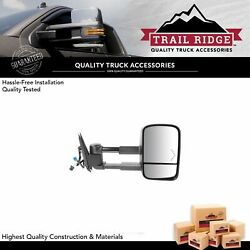 Trail Ridge Towing Mirror Power Heated Signal Passenger Right RH for Chevy GMC