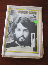 Rolling Stone 57 Paul McCartney Jerry Butler Kenny Gamble Neil Young CSN