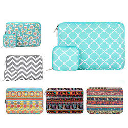 Mosiso Bohemian Sleeve Case Bag for Macbook 11 13 15 Laptop Acer Dell 13.3 15.6 $14.99