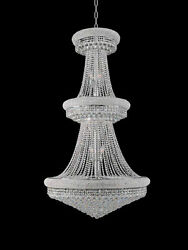 New Crystal Chandelier Chandeliers Lighting 36