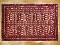 13'x20' 100% Wool Afghan Khamyab Oriental Rug Hand Knotted Oversize Sh22079