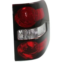 Halogen Tail Light For 2006-2010 Ford Explorer Right Clear & Red Lens CAPA $72.03