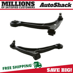 2pc Front Lower Control Arm wBall Joint Pair Set for 2003-2008 Honda Pilot