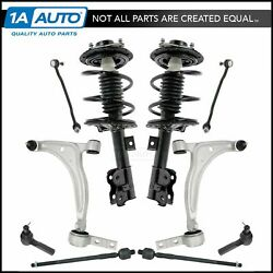 Steering & Suspension Kit Front LH RH Set of 10 for 02-06 Nissan Altima New