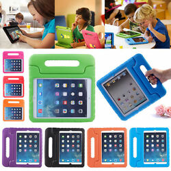 For Apple iPad Kiddie Kids Foam Case Light Weight ShockProof Back Cover Bumper