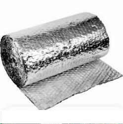 SILVER FOIL CELL AIR  BUBBLE WRAP INSULATION 20 SQ Meter - 375 MM WIDE $90.13