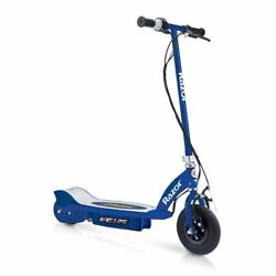 Razor E125 Kids Ride On 24V Motorized Battery Powered Electric Scooter Toy Blue $159.99