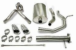 Corsa Performance Sport Cat-Back Exhaust System 14254