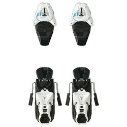 Atomic XTE 10 Wht Sil Turq Replacement Bindings Upper Toe Heel Assy#x27;s NEW 80mm $59.99