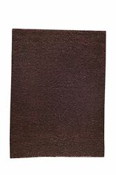M.A.Trading Hand-woven Shanghai Mix Brown Wool Rug (6'6 x 9'9)