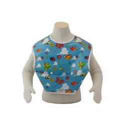 Goo Goo Baby Waterproof Perfect Pocket Bib The Only Bib You Will Ever Need $21.99