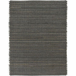 Hand-Woven Wragby Solid Outdoor Rug (5' x 7'6)