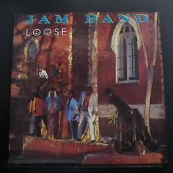 Jam Band - Loose LP VG+ Private Pressing 1991 USA Vinyl Record