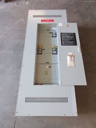 GE Spectra New SCP Plus UPS Maintenance Bypass Panelboard 30 Amp 480Y 277V 3P 4W $1950.00