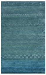 Rizzy Rugs Blue Contemporary Rustic Vintage Checkered Area Rug Abstract MV3161 $179.99